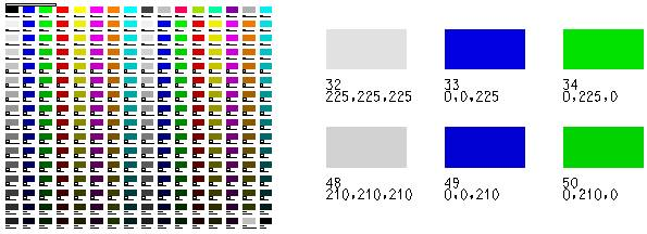 Originally Authored By Artur Goldweer From Bentleys TSG Group In Germany This VBA Macro For MicroStation V8 Sets The Colors Of A Colour Table Via
