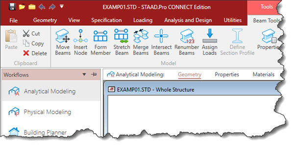 New Release Staad Pro Connect Edition 21 00 00 57 Ram Staad Opentower Blog Ram Staad Opentower Bentley Communities