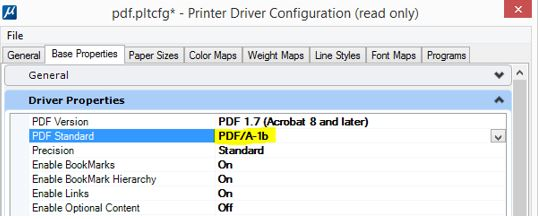 Printing Enhancements To Microstation Connect Edition