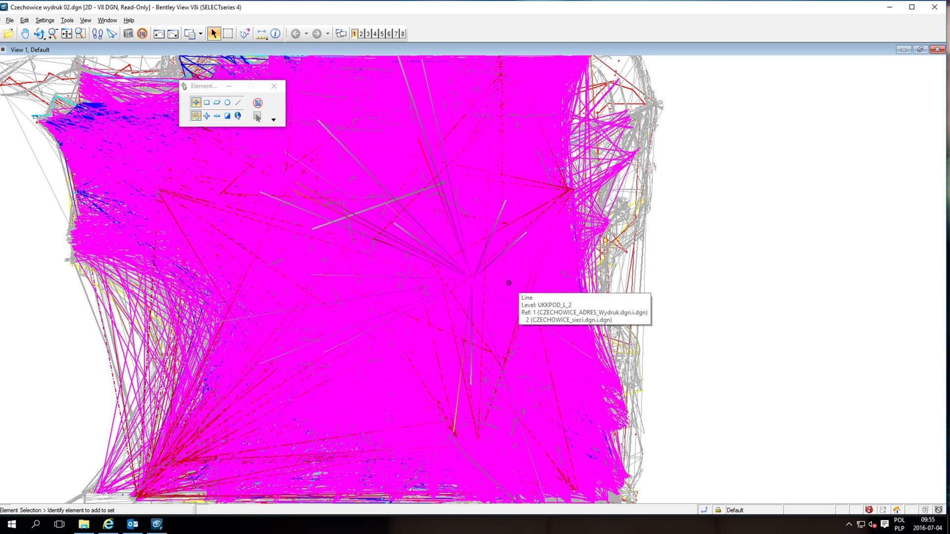 Improper opening of DXF file - MicroStation Forum