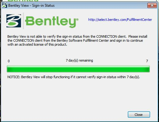 Bentley View SS4] No longer free for non-SELECT users