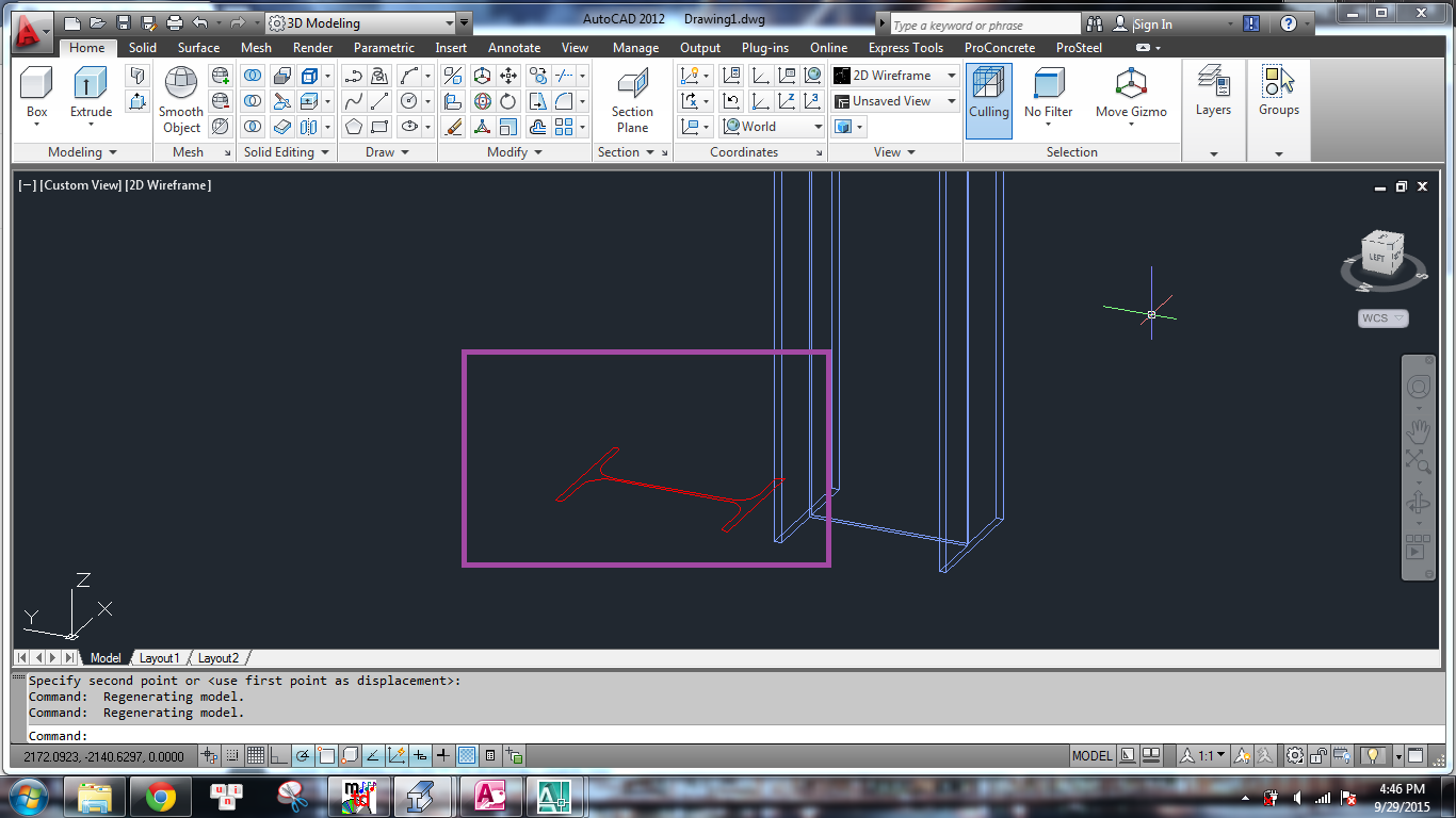 how to open and read psp file of user shape   - prosteel forum - prostructures