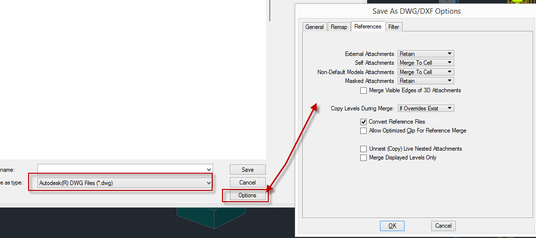 convert autocad drawing into pdf