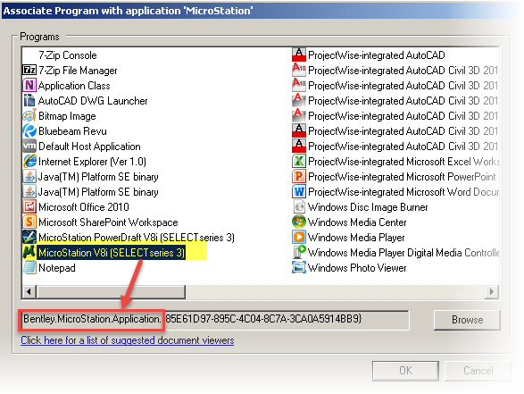 Disable prompt for MicroStation reload without reloading - Content
