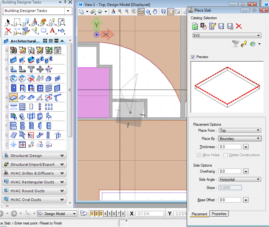How do i create architectural floor aecosim speedikon forum how do i create architectural floor ccuart Images