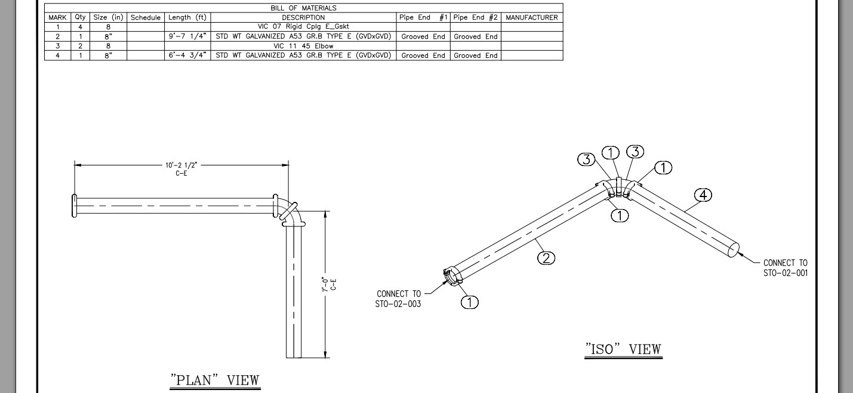how to create spool drawing in abd ss6 aecosim speedikon forum