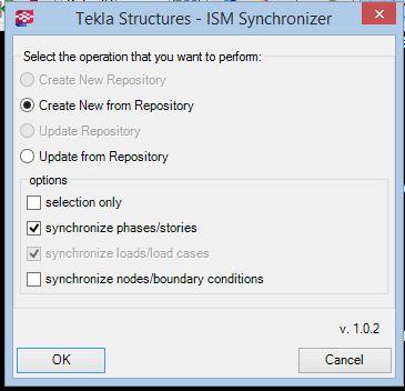 RAM model export to Tekla - RAM | STAAD Forum - RAM | STAAD