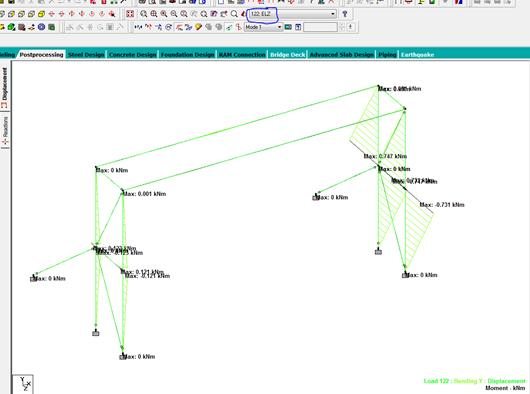 Response Spectrum Analysis (CQC) - RAM | STAAD Forum - RAM | STAAD