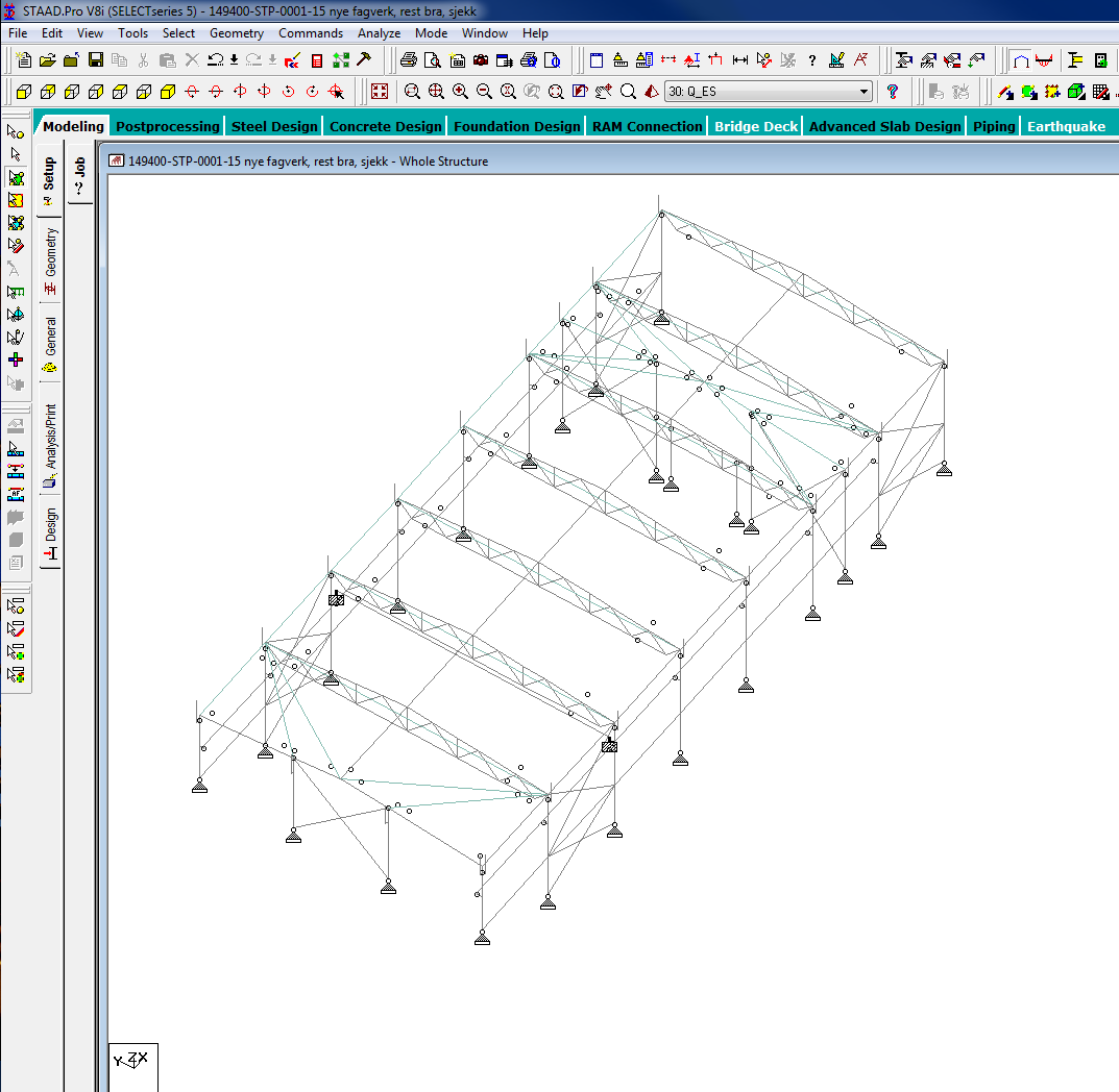 How To Correctly Design Roof Slab In Steel Hall