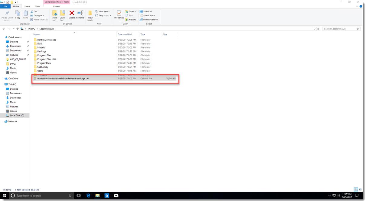 NET 3 5 Framework error message for AECOsim Building