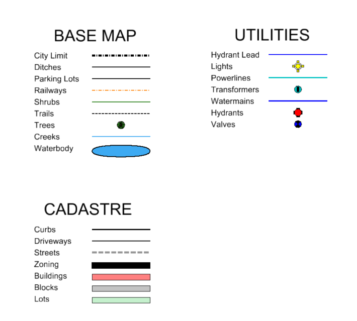 Seed Files for Map Definitions and Map Models - Bentley Map ... on