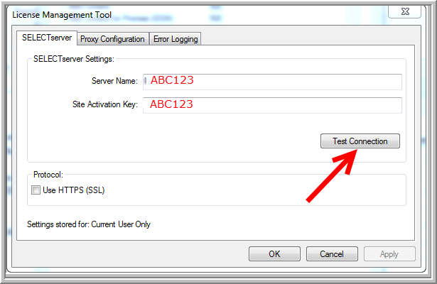 Step 3 Setup Licensing Manually With Out Using The