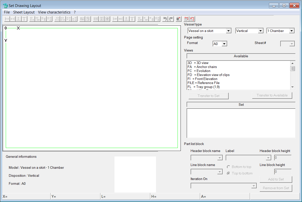drawing customization adding views in a sheet using autopipe 1