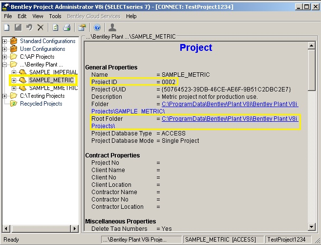 database projects Project-oriented offline database development how to: create a new database project you can create a new database project and import database schema from an existing database, a sql script.