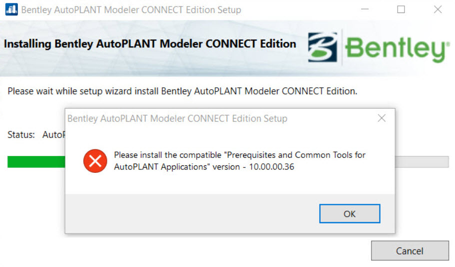 AutoPLANT Modeler CONNECT Edition - Installation Procedure