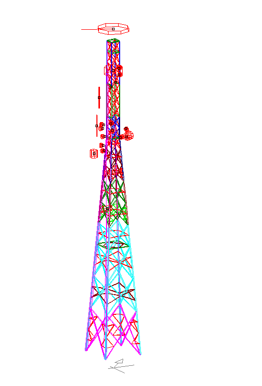 communication tower wind load essay The present study deals with the optimum design of self supporting steel communication towers a special technique is used to represent the tower as an equivalent hollow tapered beam with variable consists of wind load and earthquake load the.