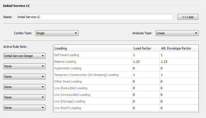 RAM Concept Load History Deflections and ACI Deflection Limits - RAM