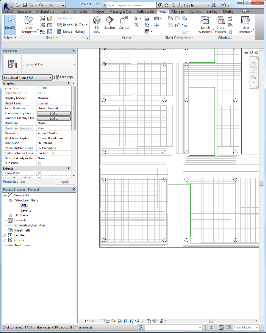 Exporting Reinforcing from RAM Concept to Revit - RAM