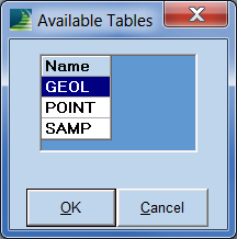 Importing/Merging Tables and Fields from Projects, Data