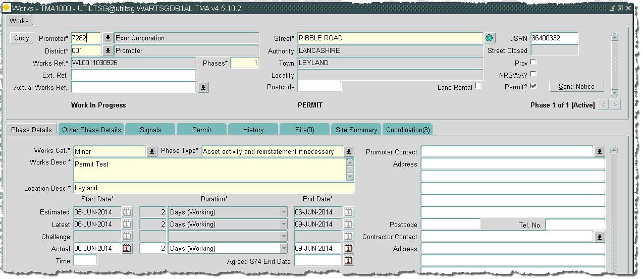 Permits With Fixed Permit Periods - ALIM   Exor - Wiki - ALIM   Exor