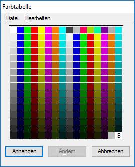 Farbtabelle Microstation Wiki Deutsch Microstation