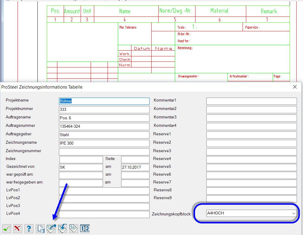 Zeichnungsrahmen austauschen - ProStructures Wiki (Deutsch ...