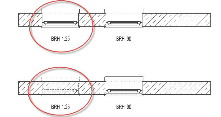 Horizontale Schnitthohe Von Fenstern Openbuildings Aecosim