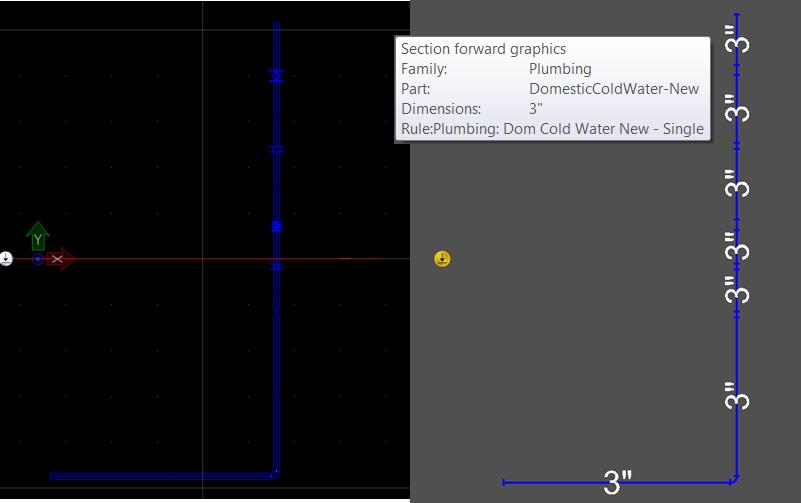 Plumbing Valve Symbols In Single Line Plan Abd 593 Aecosim