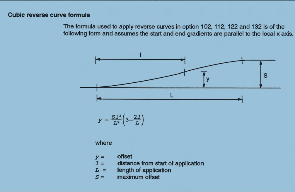 Mx Formula Used To Apply Levels In Design Option 132 Geopak Inroads Mx Openroads Forum