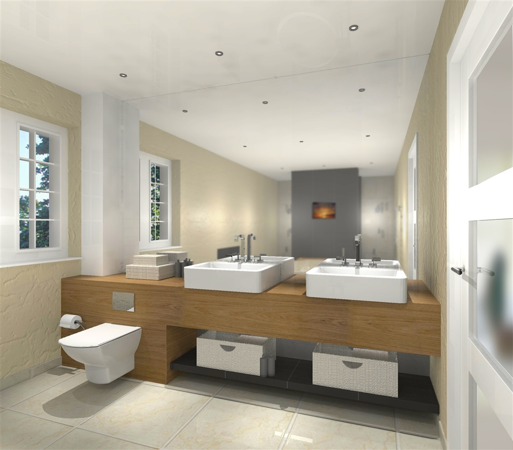 Internal Render Master Ensuite 1 Visualization Gallery