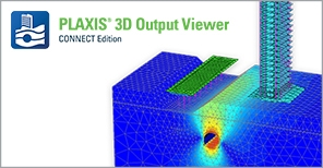 PLAXIS 3D Output Viewer CONNECT Edition