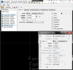 VBA changing Text Style - MicroStation Programming - Forum