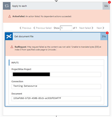 Get Document File Issue - Discussion Forum - ProjectWise