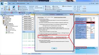 Gross vs  Net bearing capacity in STAAD Foundation - RAM