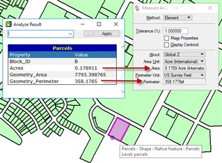 Convert numerical properties upon import from SHP - Bentley Map