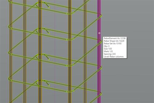 Rebar detailing - ProConcrete Forum - ProStructures