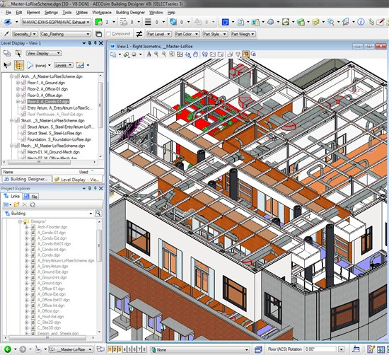 Collaboration on a BIM project  Possible or Impossible