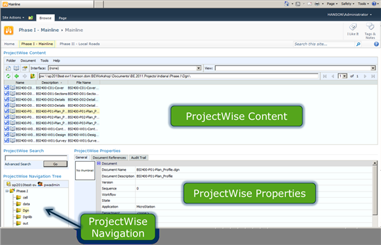 putting projectwise online part 3 setup and preparation