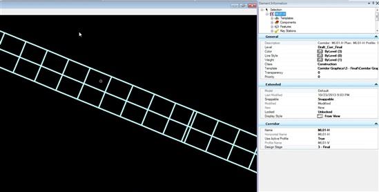 Export Corridor Model back to InRoads DTM - OpenRoads ...