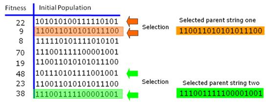 genetic algorithm optimization