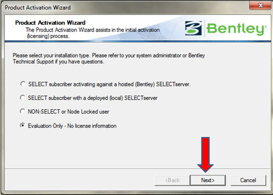 Activating Non-Licensed Trial Mode Software - Licensing and