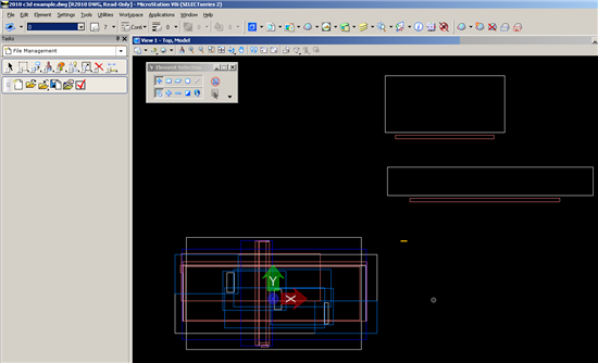 Using Bentley Civil Applications To View Autodesk Civil 3d