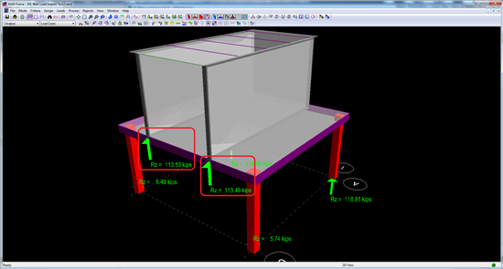 Modeling podium slabs ram staad wiki ram staad for Slab foundation definition