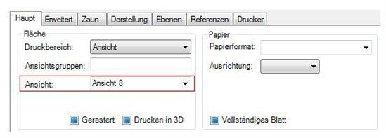 Konvertierung Interplot Einstellungsdatei Settings File Zu Microstation V8i Druckstile