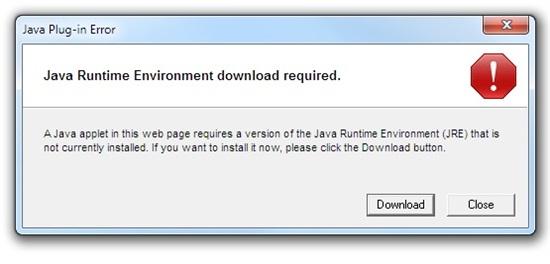 Java error launching Exor after JRE update - ALIM | Exor - Wiki