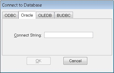 Unable to connect to an Oracle Database - MicroStation Wiki