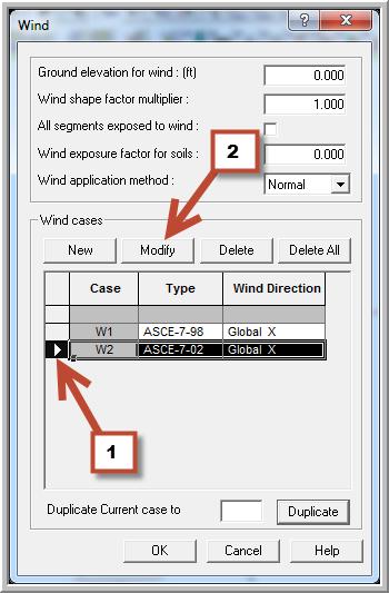 02g Quot Wind Quot Autopipe Load Case Autopipe Wiki