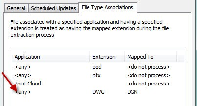 Running Full Text Indexing on DWG Files - Content Management