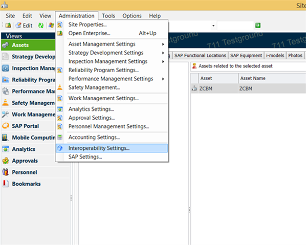 SAP Interoperability FLOC and Equipment Dataload fails due to