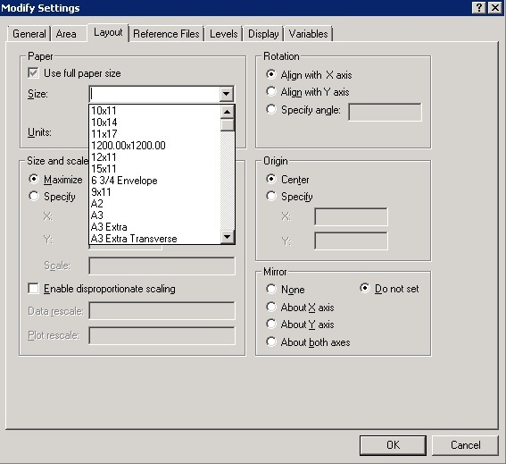 Projectwise Interplot Organizer Settings For Ics For Pdf Content Publishing Forum Content